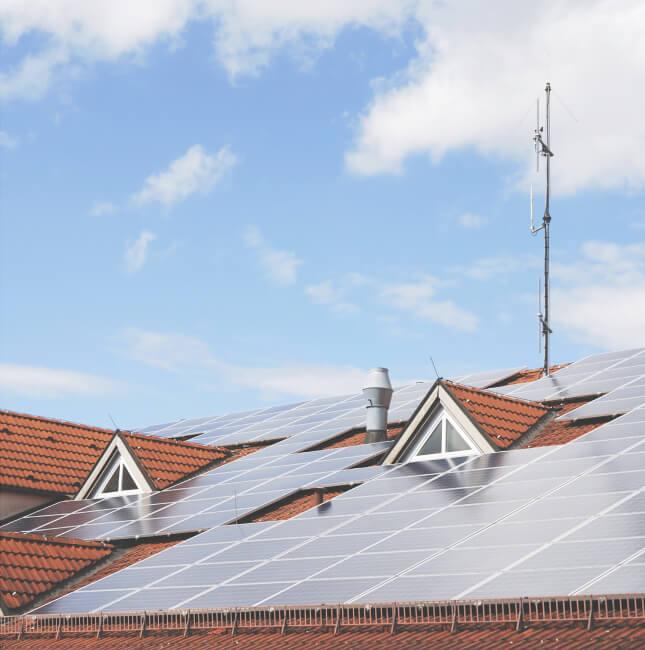 Частные солнечные электростанции для дома
