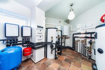 Cистема отопления и водоснабжения