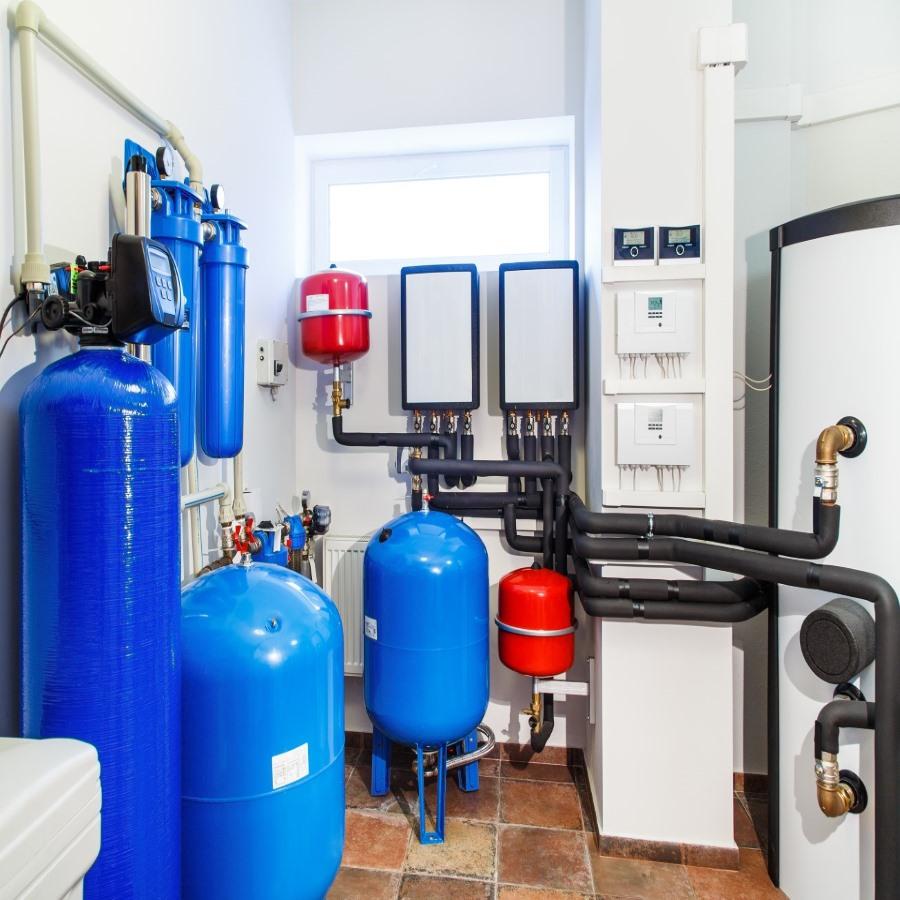 Монтаж систем опалення із застосуванням альтернативних джерел енергії