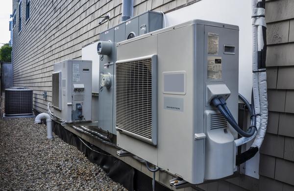 Тепловые насосы в системе отопления