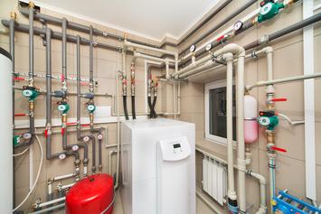Тепловые насосы в частном доме