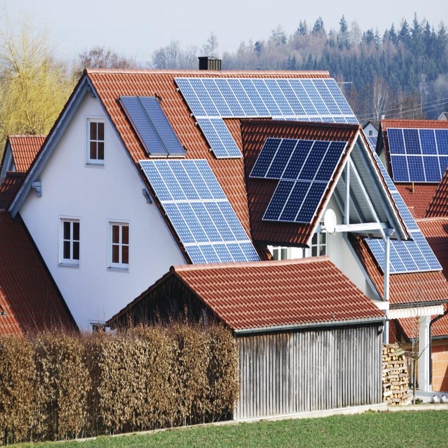 солнечная электростанция 10 квт