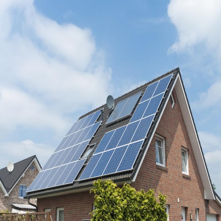 сонячна електростанція 15 кВт під
