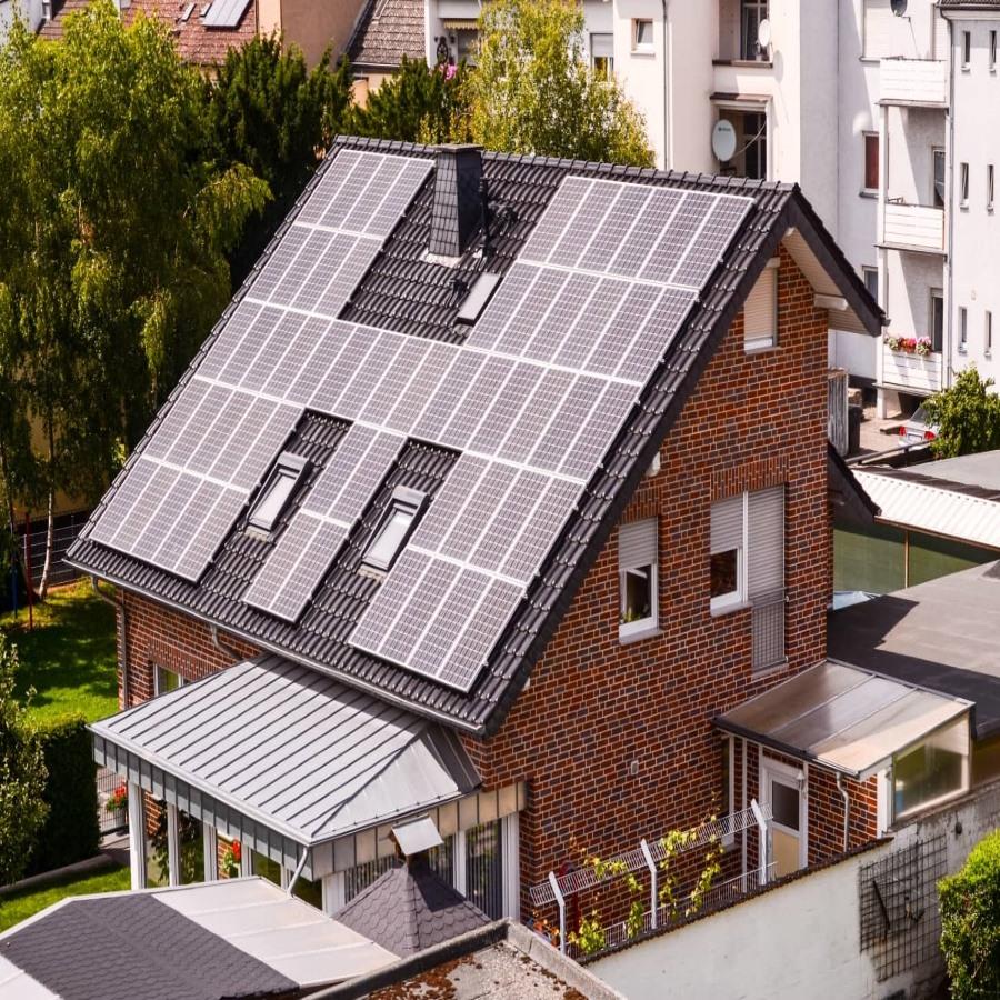 Солнечная станция 20 кВт - Ренеко