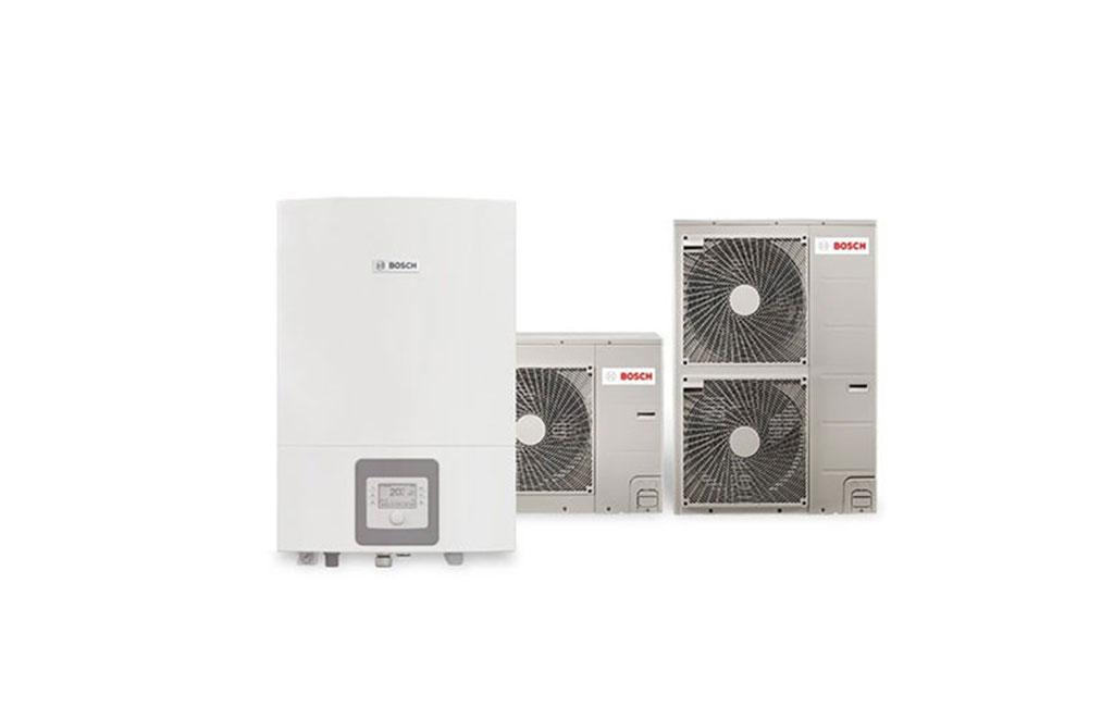 Тепловой насос Bosch