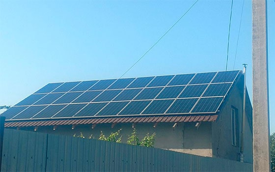 Солнечная станция 10 кВт зеленый тариф