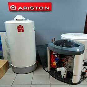 Обучение по тепловым насосам и котлам Ariston