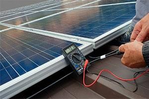 Особенности монтажа солнечных панелей