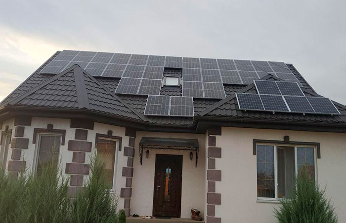 Солнечная станция 10 кВт