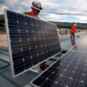 Специфіка монтажу сонячних панелей