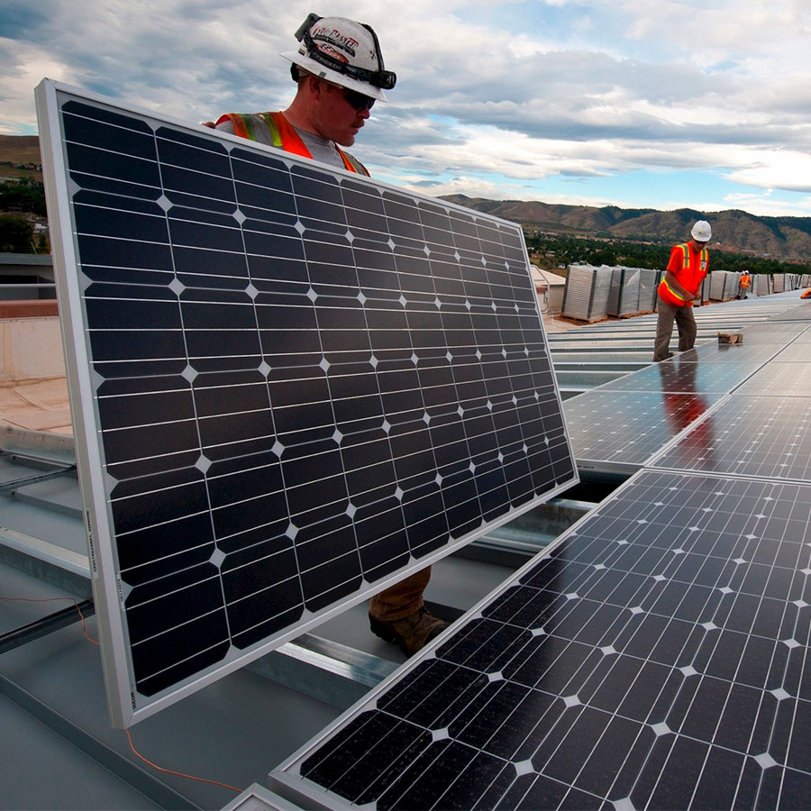 Специфика монтажа солнечных батарей