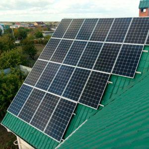 Сетевая солнечная электростанция: как она устроена