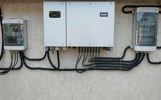 Солнечный инвертор и защита солнечной станции