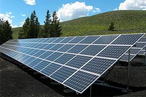 Питання про сонячні батареї