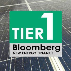 Рейтинг сонячних панелей Tier