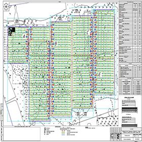 Проектирование промышленной солнечной электростанции/Reneco
