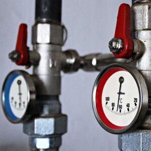 Автоматическое управление системой отопления