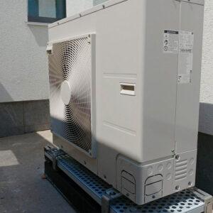Тепловой насос воздух-вода, плюсы и минусы.